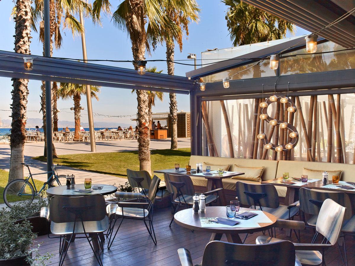 Salt Restaurant, en el hotel W Barcelona,