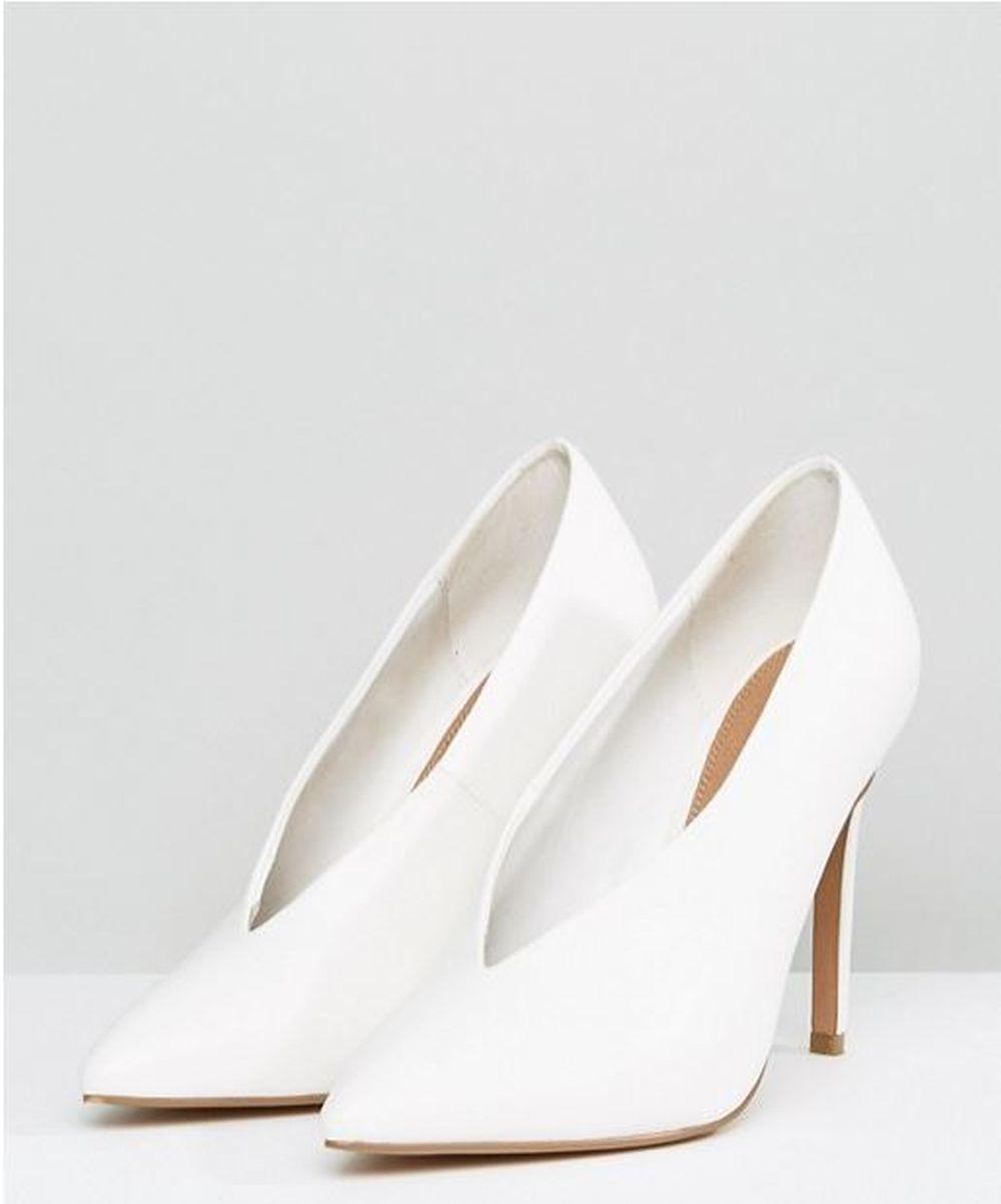 Zapatos de tacón de Asos (36.99 euros).