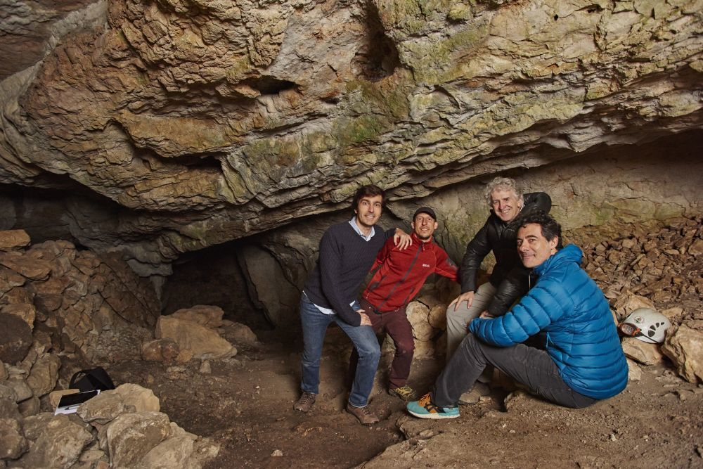 Atapuerca por Juan Luis Arsuaga