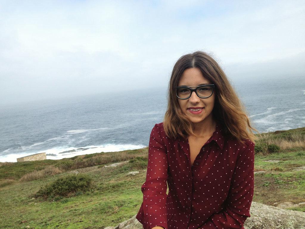Alba Saskia fue finalista del Premio Planeta con su primera novela,...