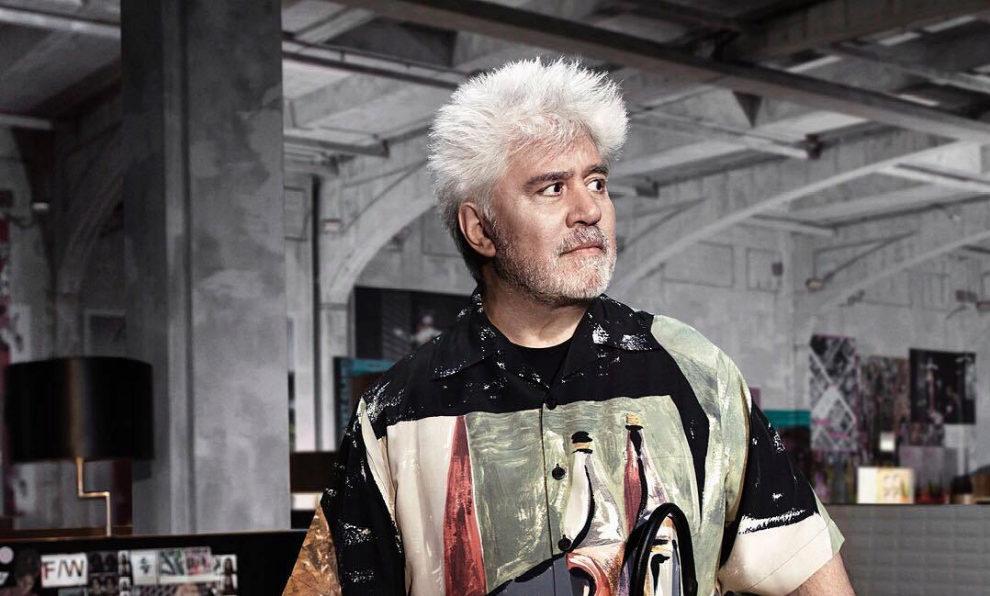 Pedro Almodovar x Prada
