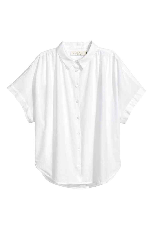 Camisa holgada H&M (19.99 euros).