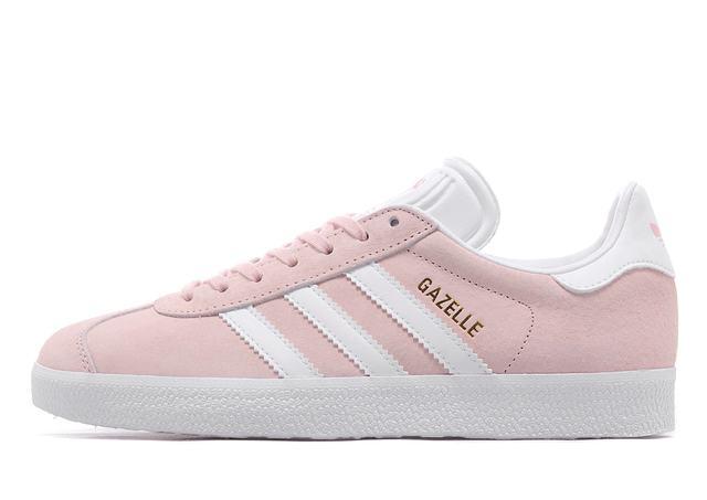Adidas Originals Gazelle Sneakers Rosa (75 euros). | Las