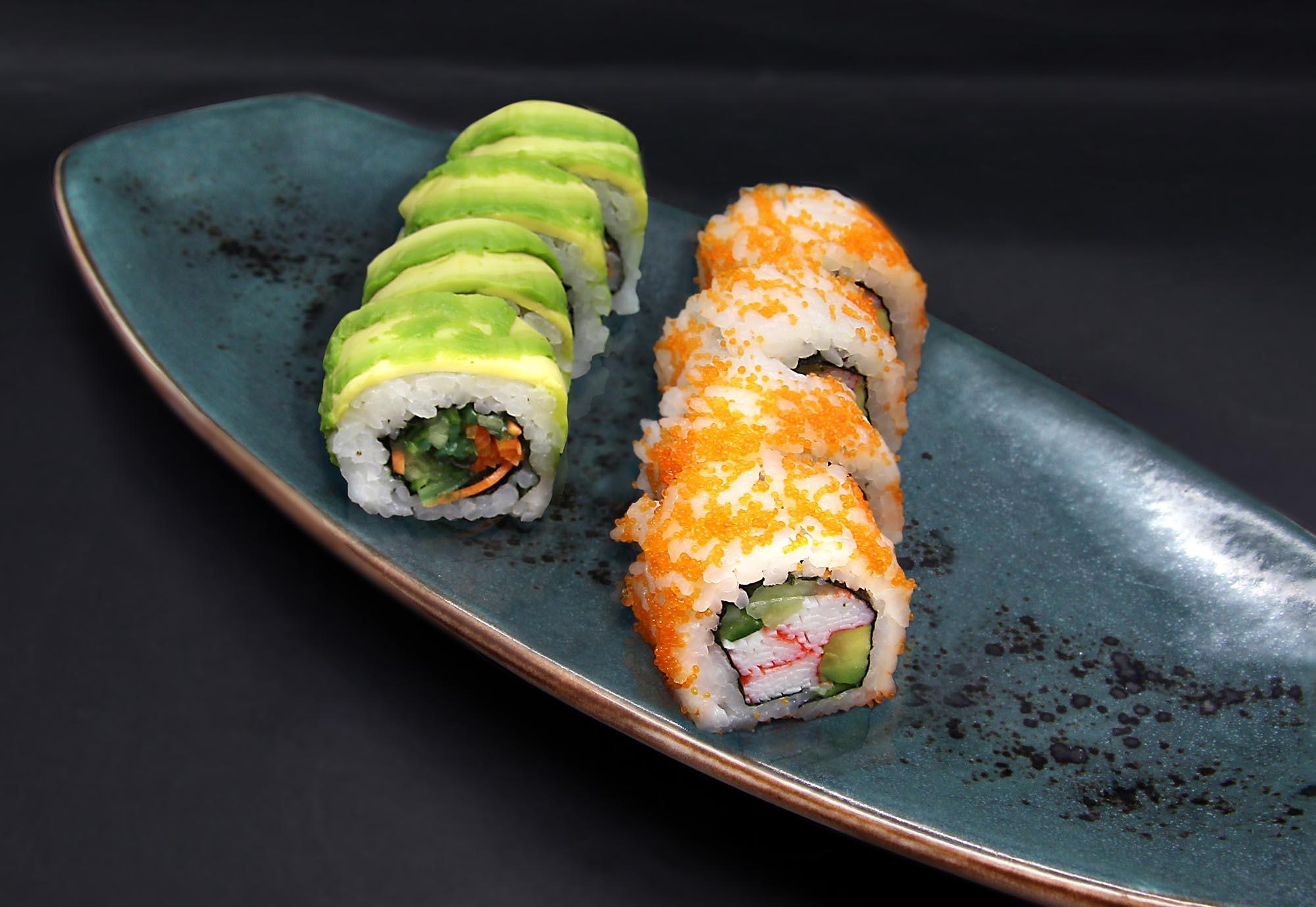 Sky Sushi & Ramen Bar Recoletos