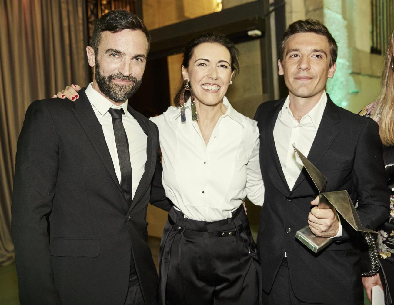 Nicolas Ghesquière, director creativo de Louis Vuitton, Olga Ruiz,...