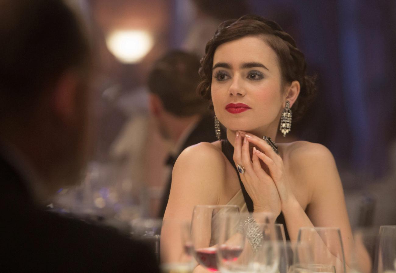 Con Lily Collins y Matt Bomer como protagonistas, The Last Tycoon es...