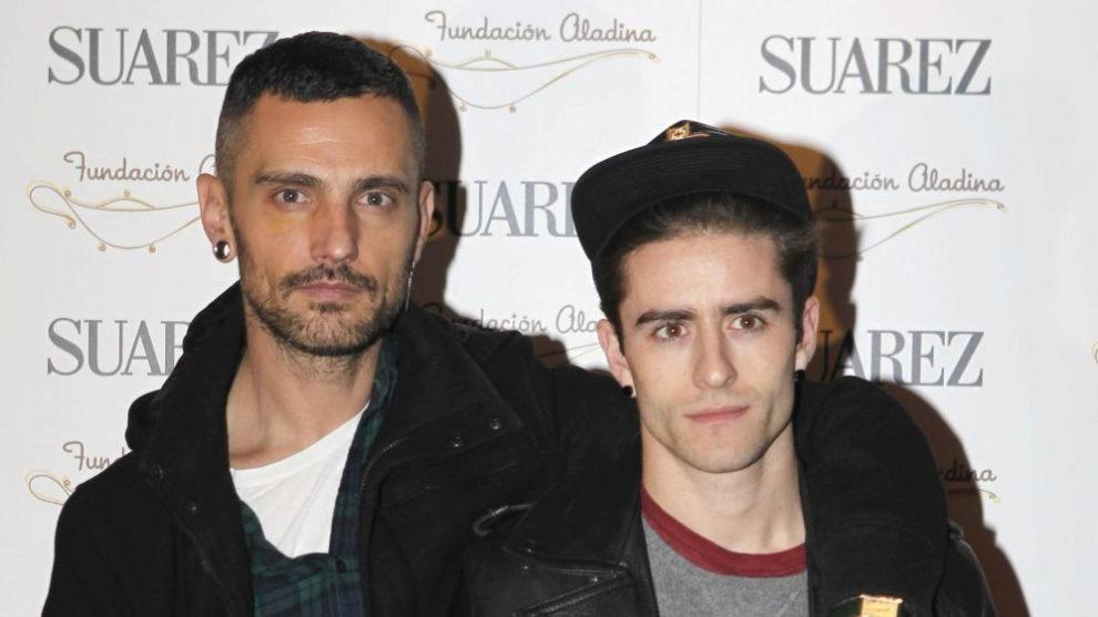 Pelayo Díaz dedica su desfile para Dolce & Gabbana a David Delfín