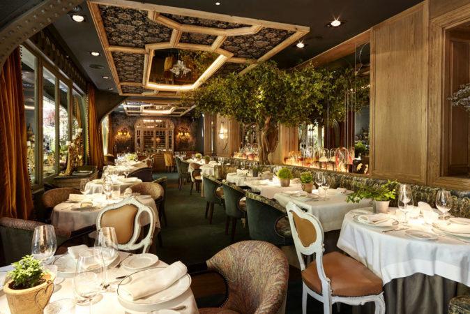 Restaurante Numa.
