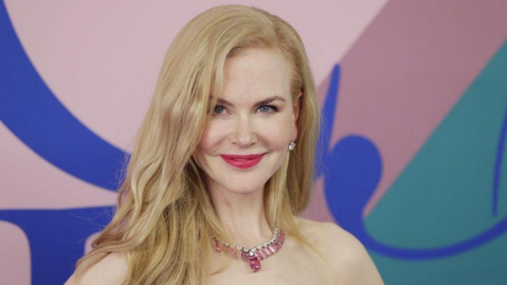 Nicole Kidman cumple hoy 50 años