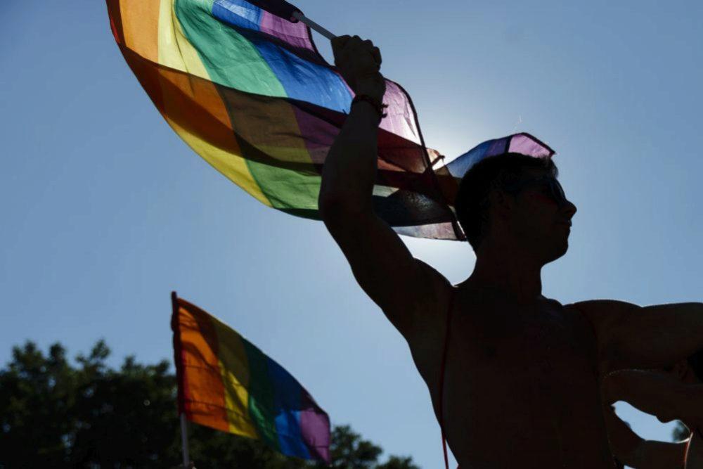 Desfile del Orgullo Gay en Madrid