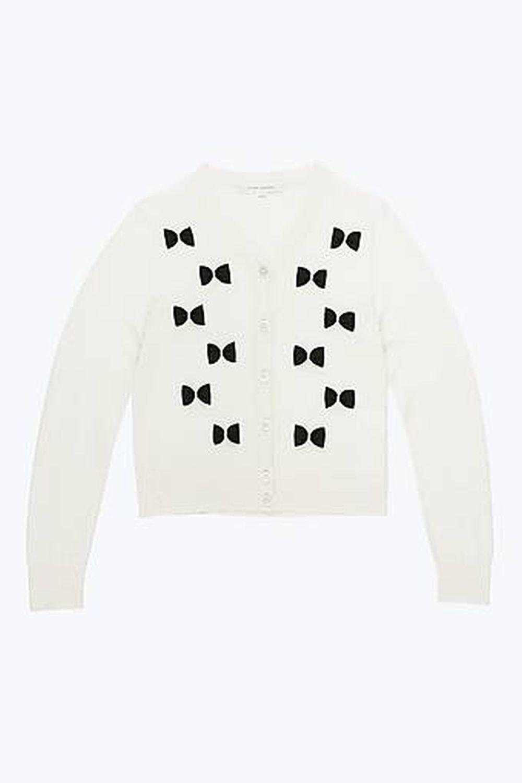 Suéter con lazos de Marc Jacobs (350 euros).