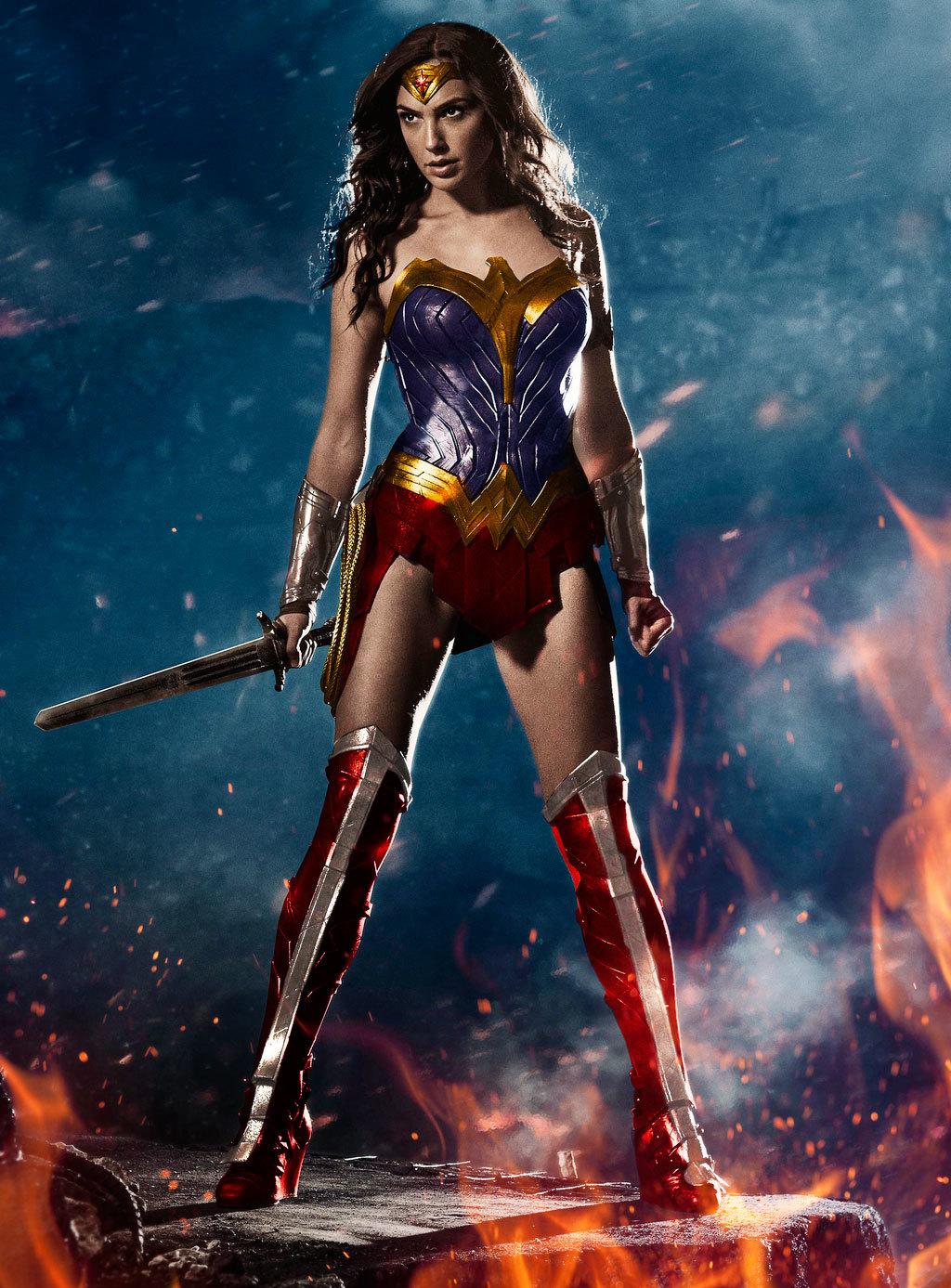 'Wonder Woman' se estrena el viernes 23 de junio.