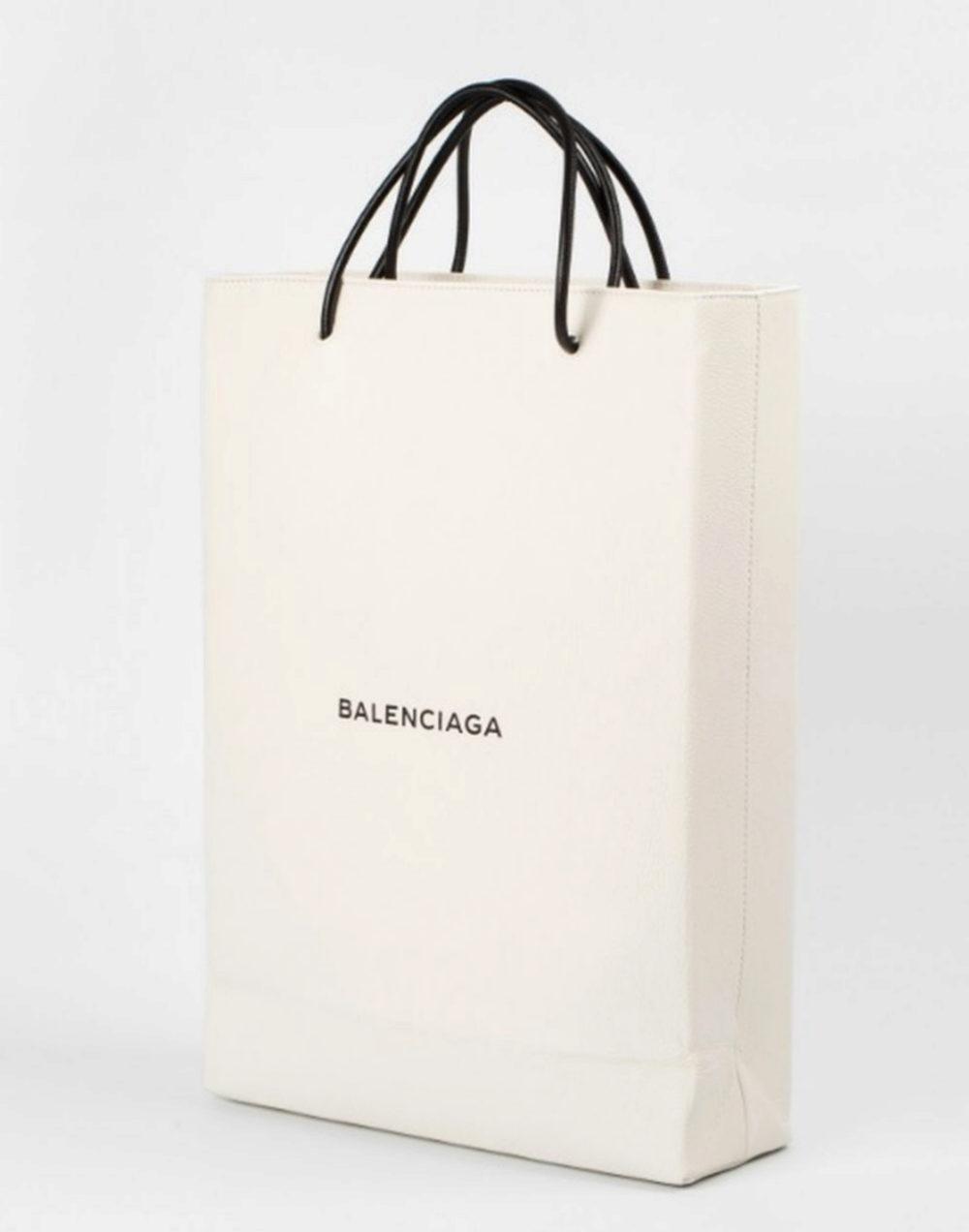 Bolsa de la compra, Balenciaga en Colette, 995¤