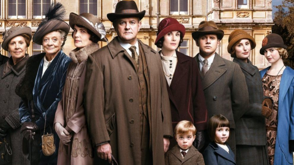 Fotograma 'Downton Abbey'