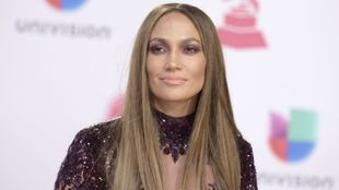 Jennifer Lopez  en los premios Grammy Latinos