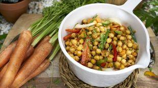 Recetas vegetarianas nada aburridas