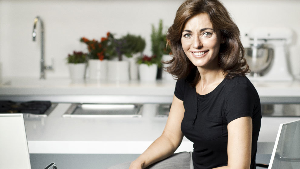 Sesé San Martín, directora de la Escuela de Cocina TELVA.