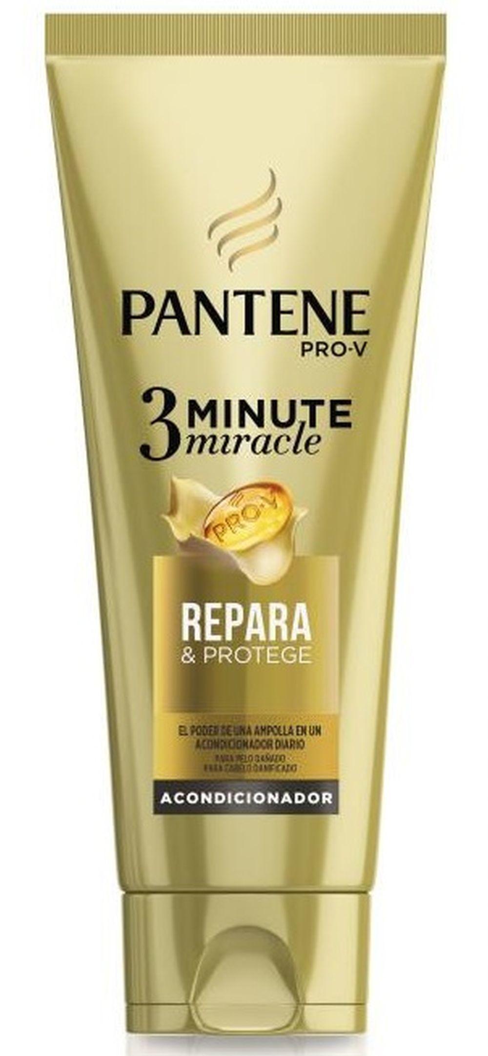 Acondicionador 3 Minute Miracle, Pantene (3,84¤)