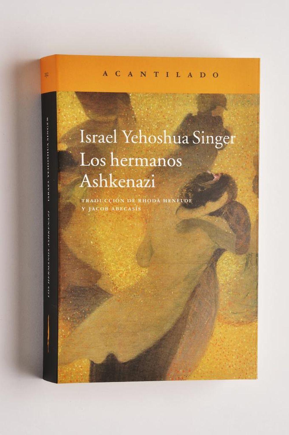' Los hermanos Ashkenazi', I.Y. Singer