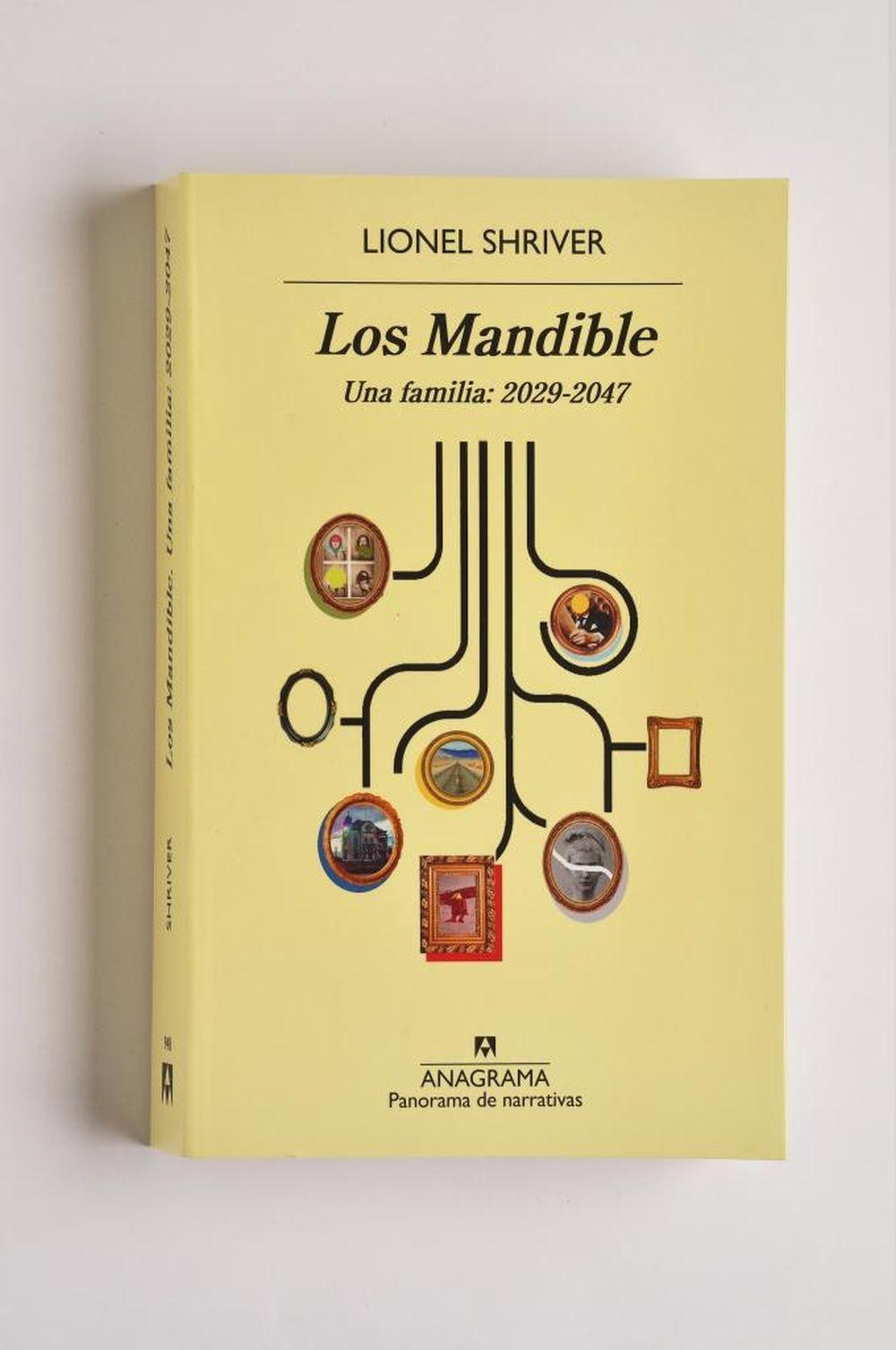 'Los Mandible', Lionel Shriver