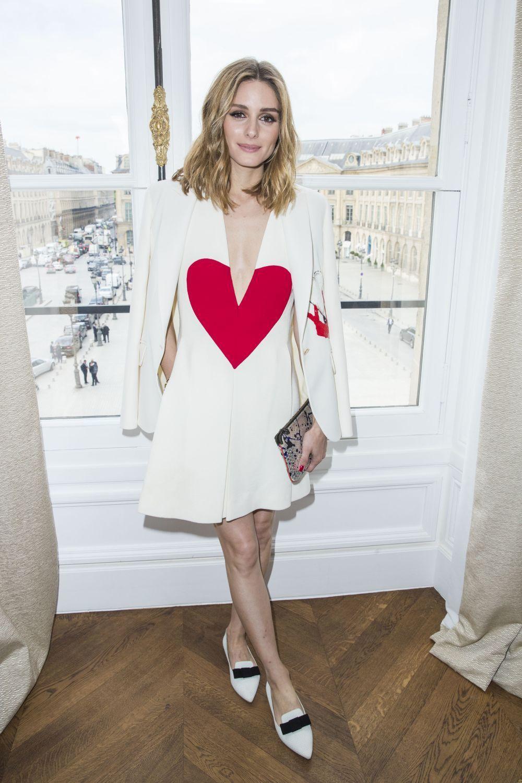 Olivia Palermo protagoniza el look del día.