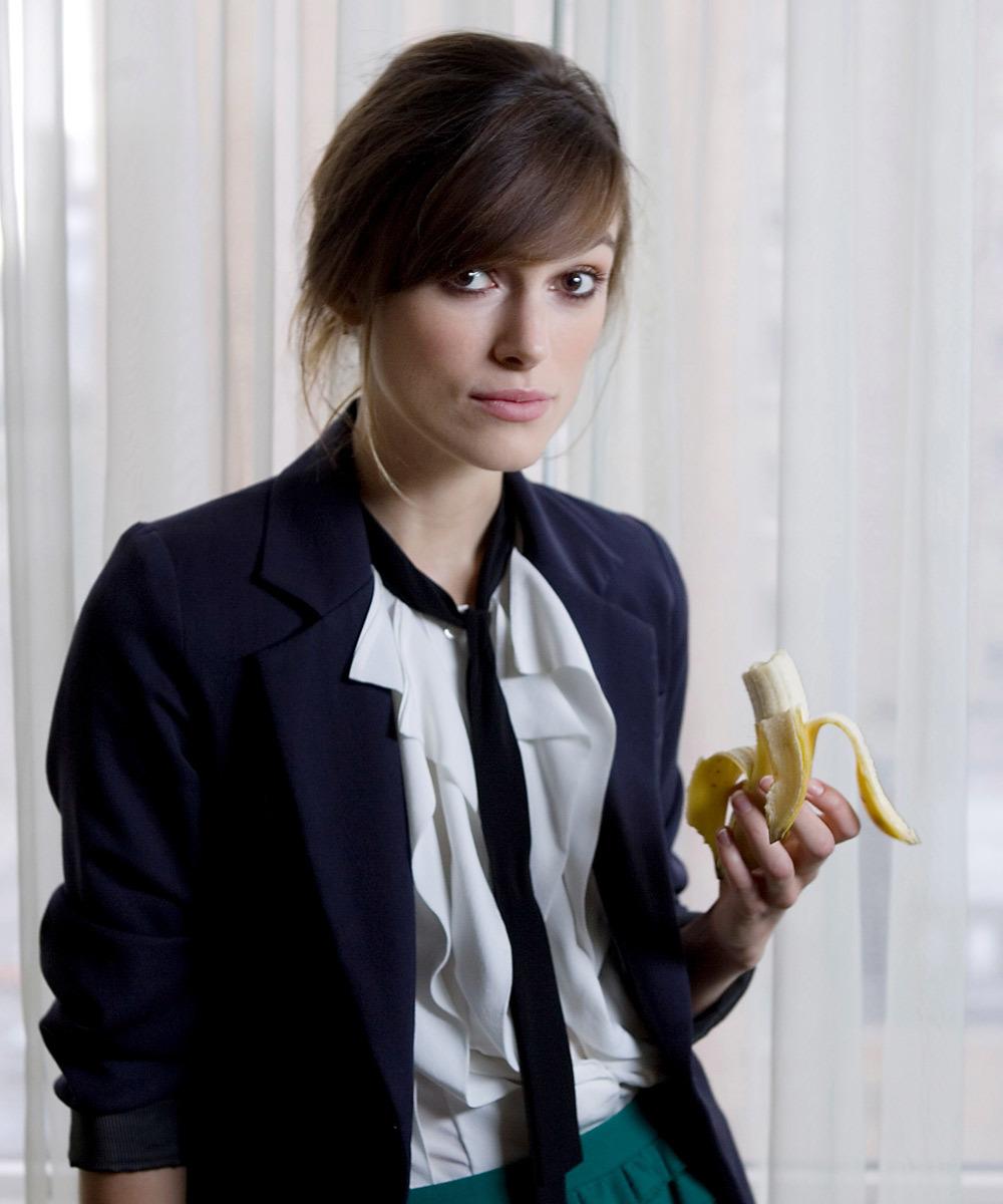 El triptófano de alimentos como el plátano son claves en este tipo...