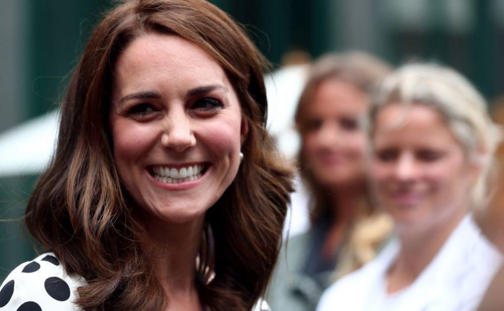 Kate Middleton ha sorprendido con su nuevo corte de pelo long bob.