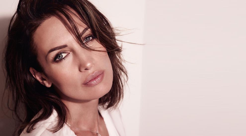 La modelo Nieves Álvarez.