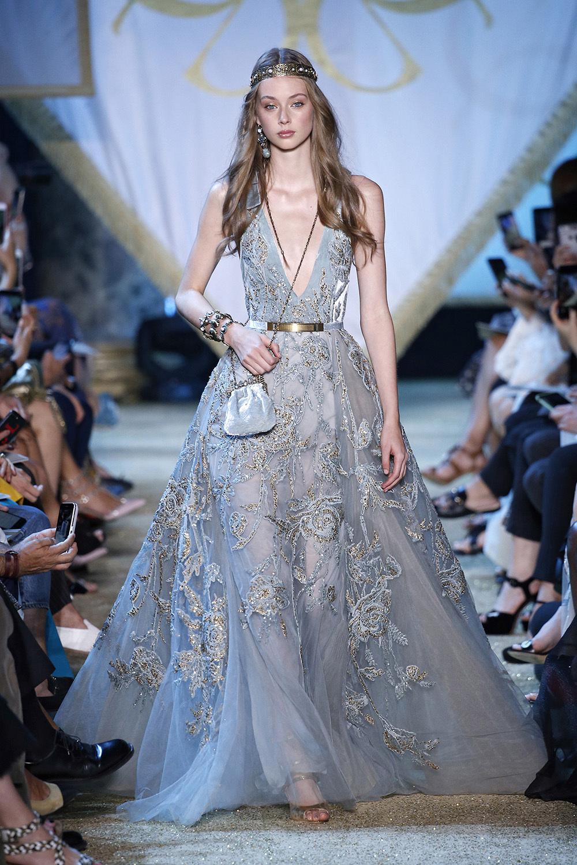 Modern Vestido De Novia Elie Saab Sketch - Womens Dresses & Gowns ...