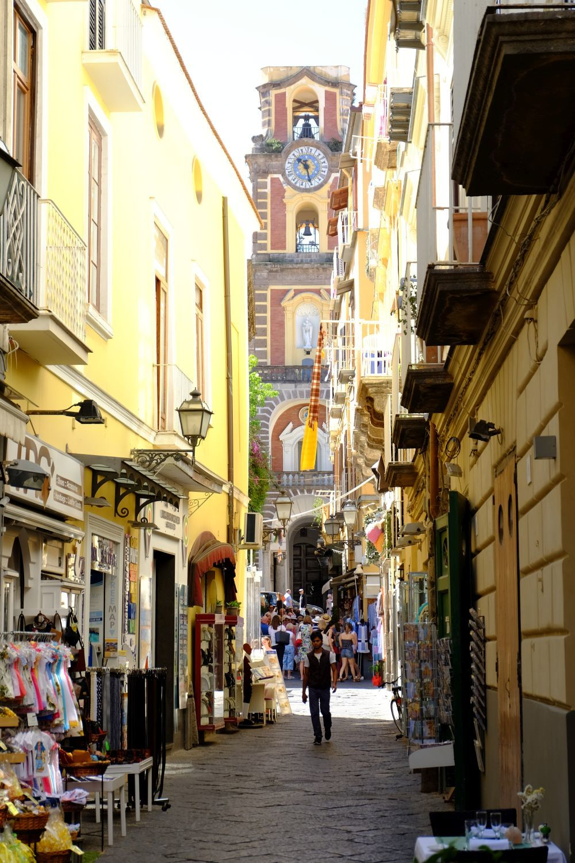 La Costa Amalfitana ¡foto a foto!