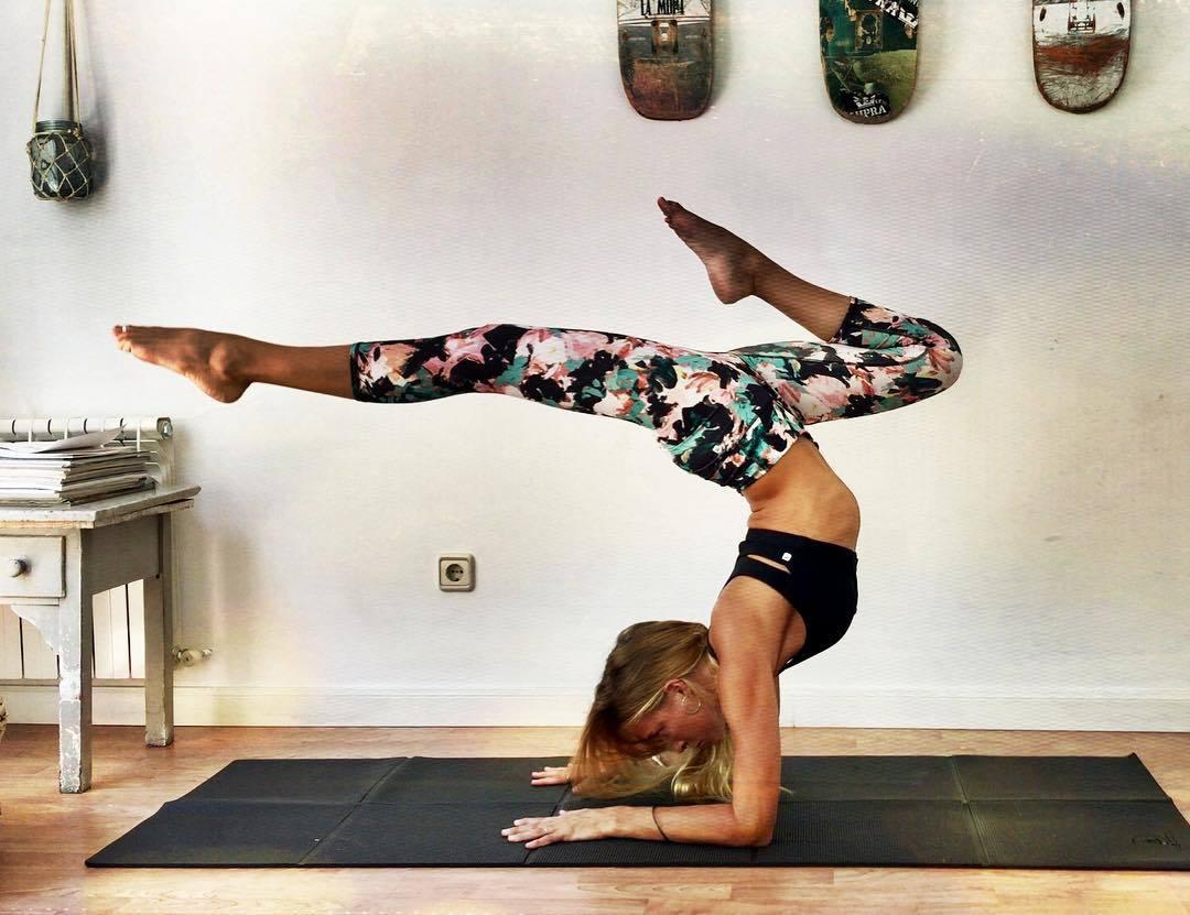 Yoga en casa yoga para fortalecer los gl teos - Inicio yoga en casa ...