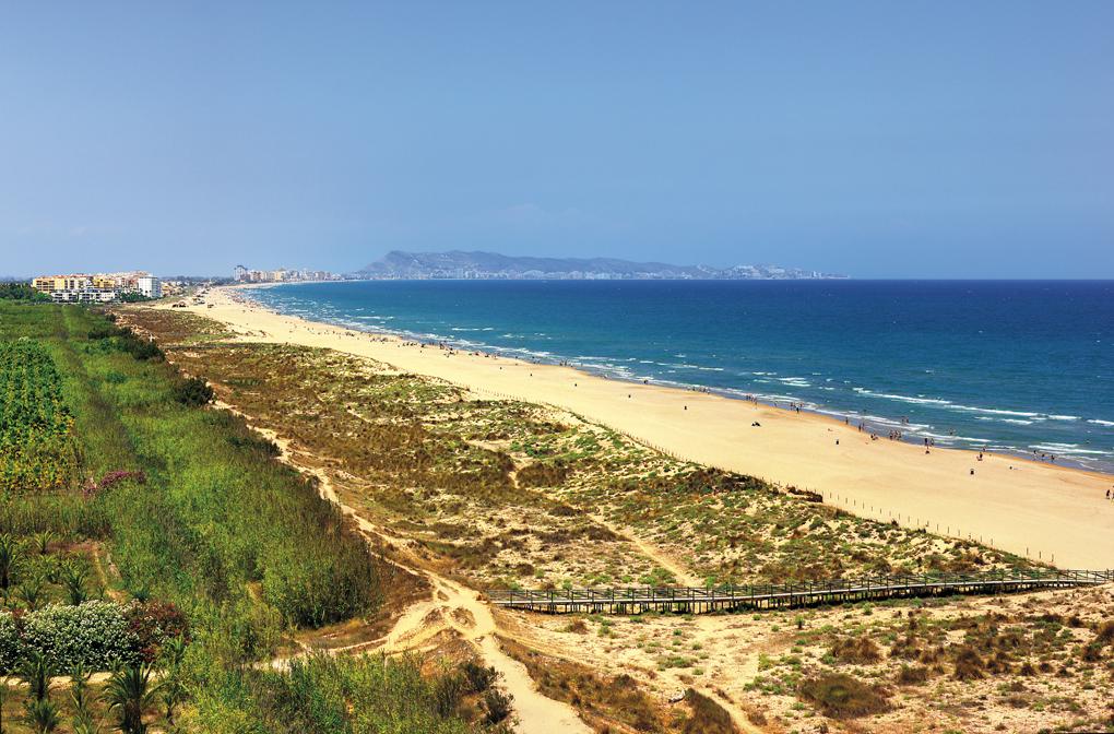 Playa de Auir