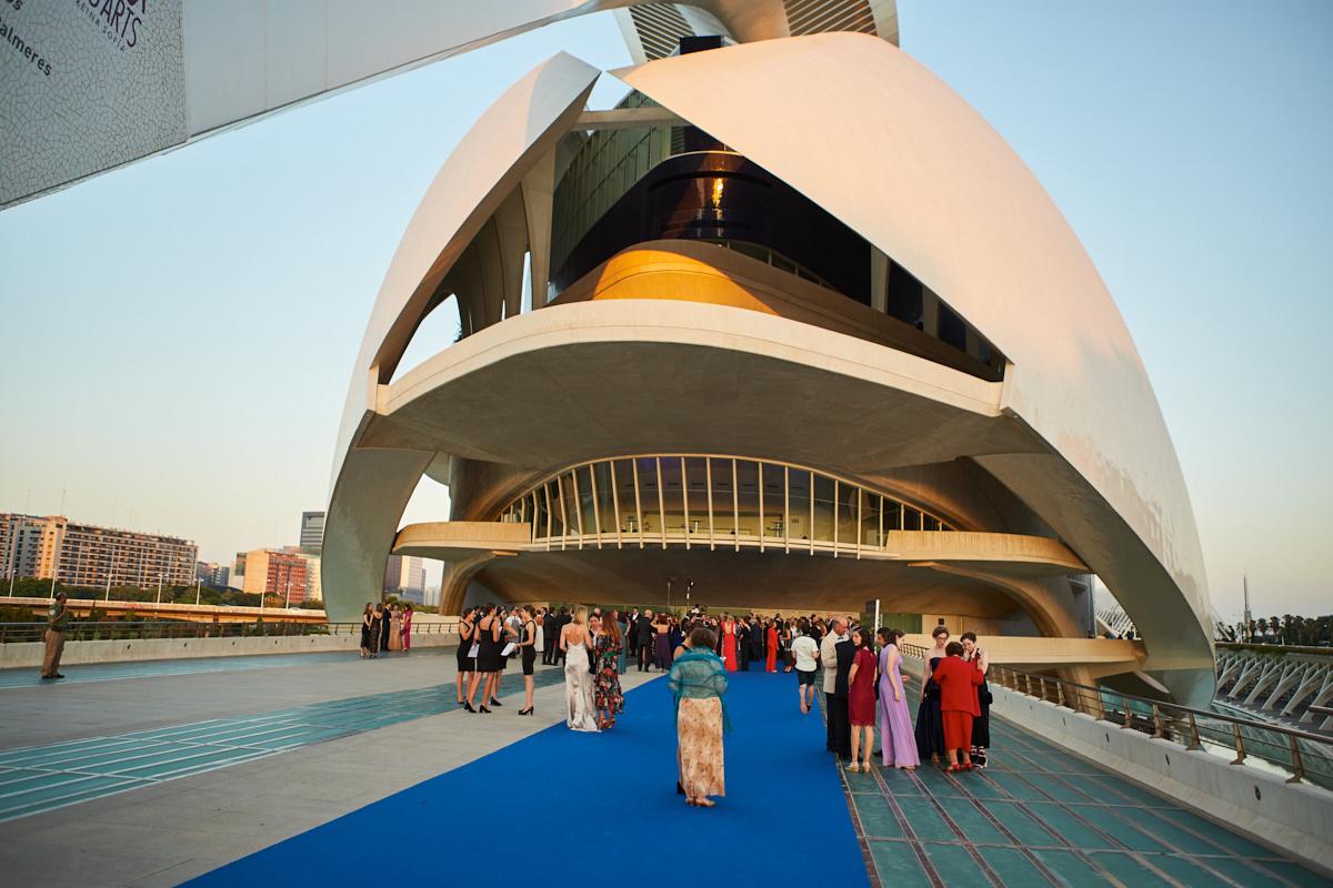 El Palau de les Arts Reina Sofía acogió los Premios TELVA a las...
