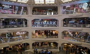 Tienda Primark de Gran Vía, en Madrid.