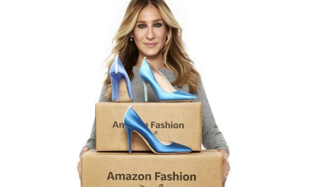 Sarah Jessica Parker presenta su nueva colección en Amazon.es