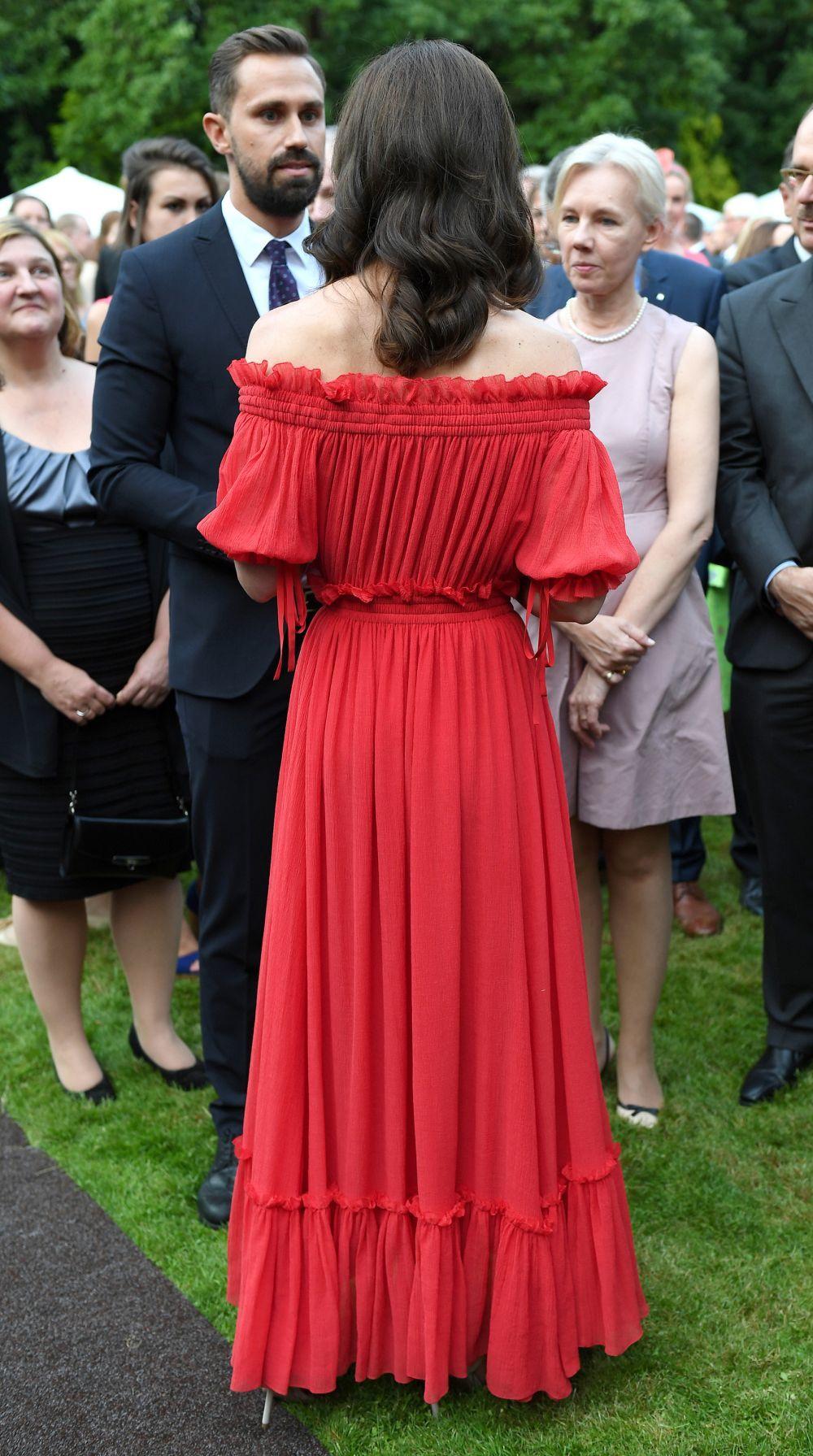 El vestido del verano por Kate Middleton