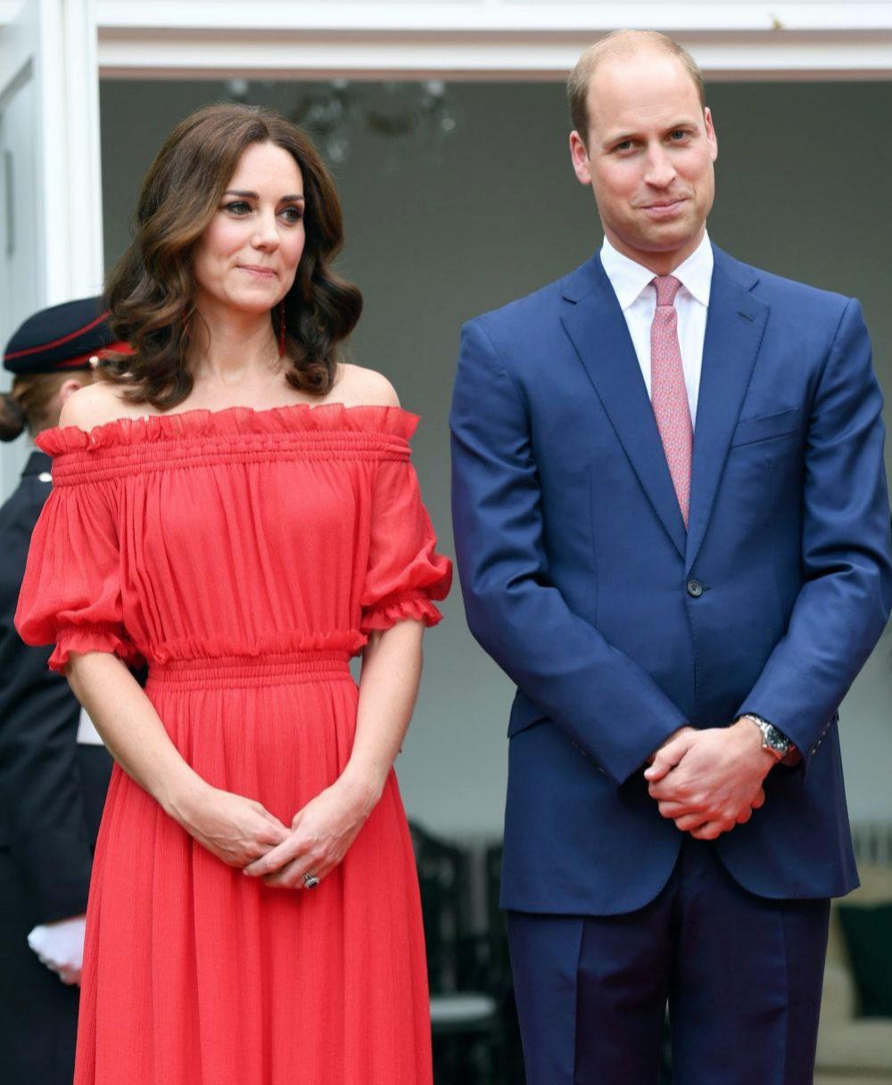 Kate Middleton sabe cual es el vestido del verano