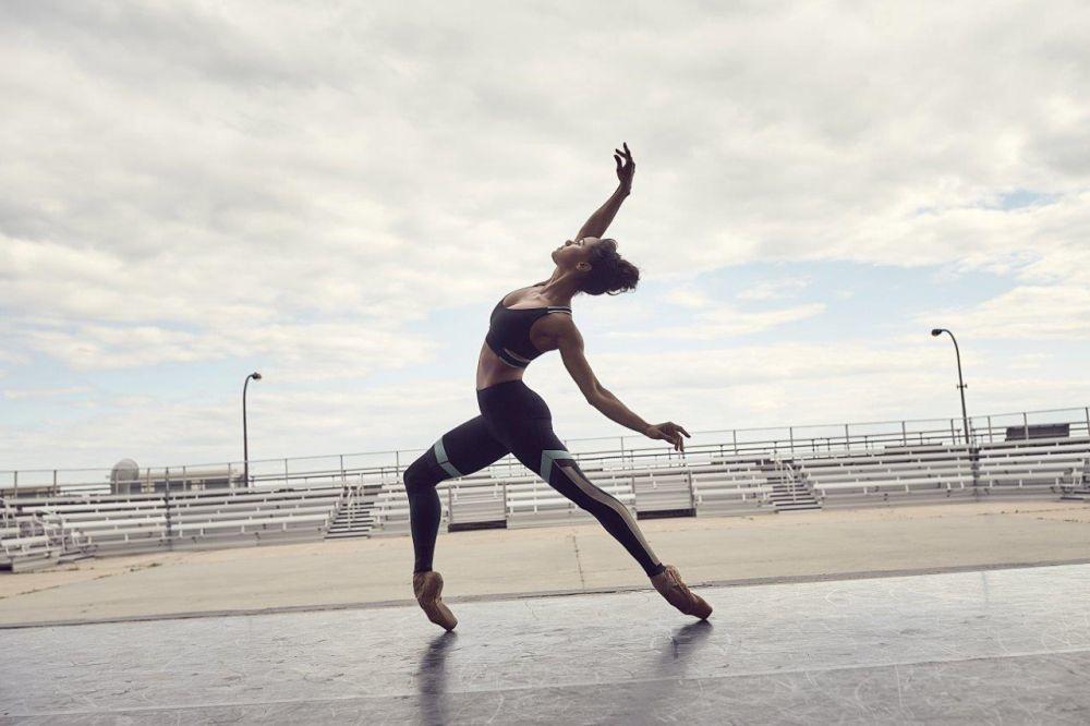 La bailarina principal del American Ballet Theatre Misty Copeland
