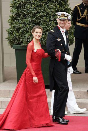 Nunca olvidaremos este Lorenzo Caprile con el que la Reina Letizia...