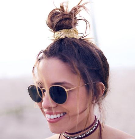 Brazalete para el pelo de Chloe+Isabel