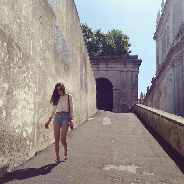 Sandra Cañedo quiere conocer todas y cada una de las calles de la...