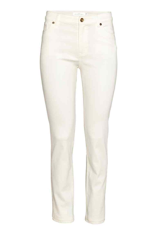Pantalón vaquero H&M (19,99 euros).