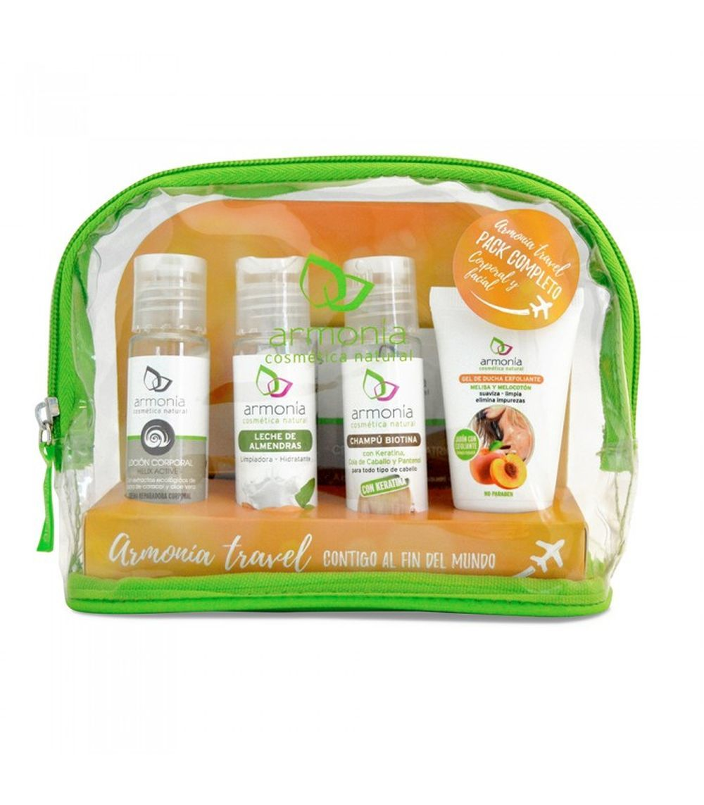Pack Completo Armonía Travel (7,90¤)