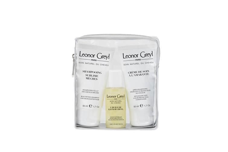 Neceser de viaje Leonor Grey 37,50¤