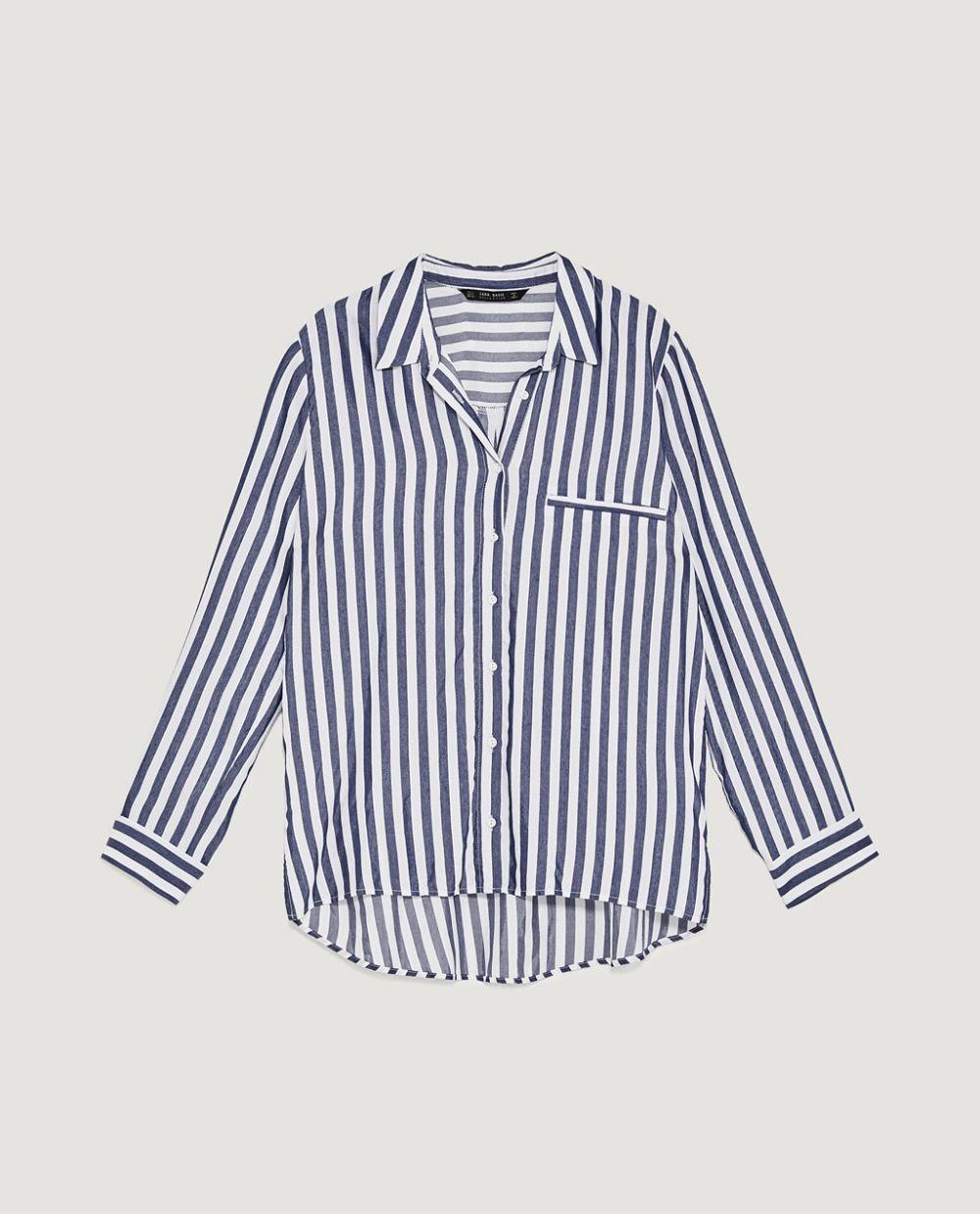 Camisa de Zara (25.95 euros)