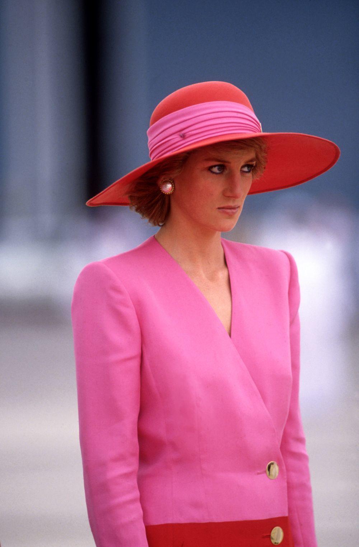 Diana de Gales llegó a sufrir bulimia y depresión