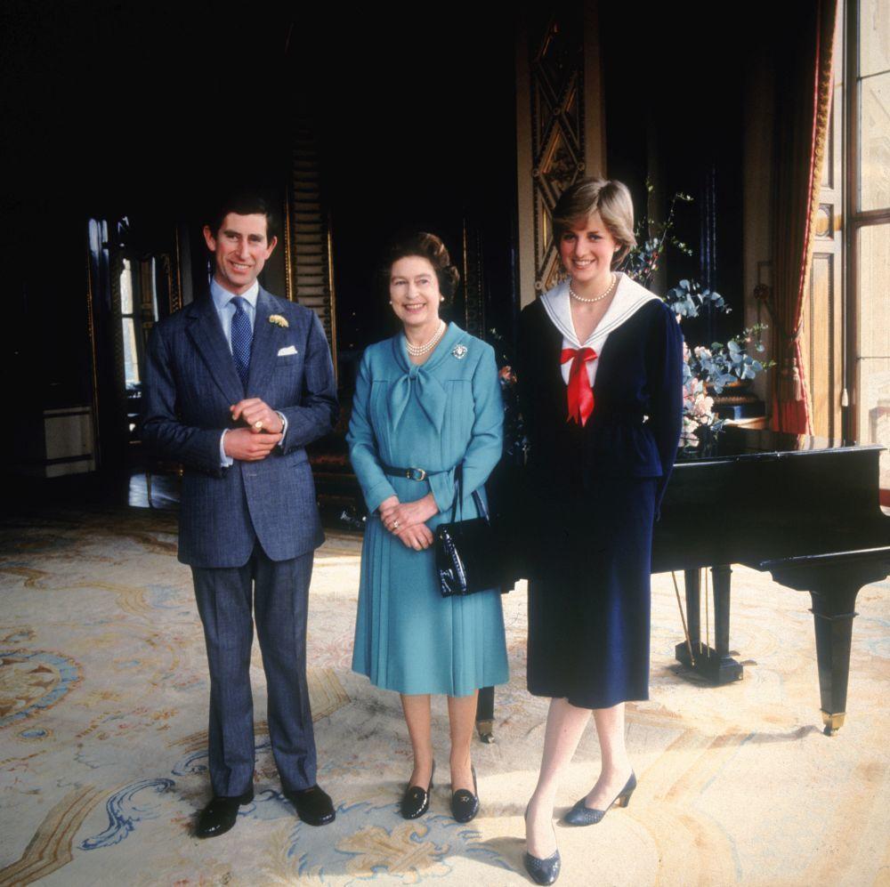 Foto oficial familia real