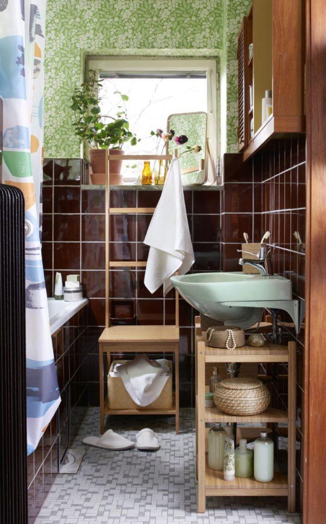 Ikea Catalogo Baños | Banos De Gama Calida Calidez Rustica Las Tendencias De