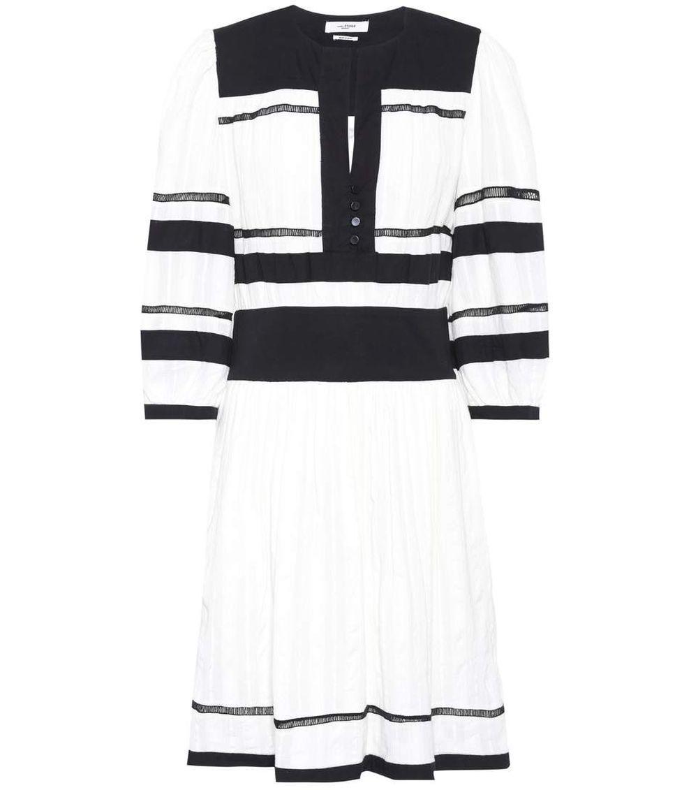 Vestido de Isabel Marant (330 euros).