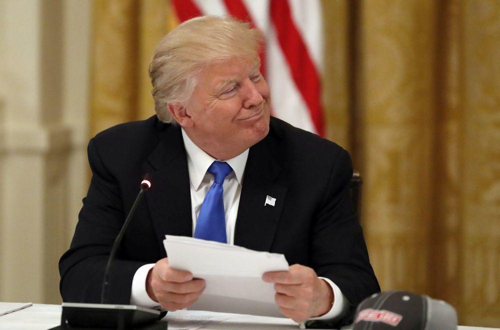 Con la llegada de Donald Trump a la Casa Blanca el número de...